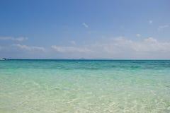 Mar de Krabi Imagens de Stock
