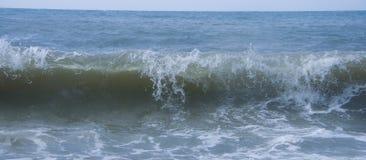 Mar de la espuma Imagen de archivo