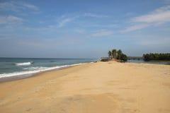 Mar de la India Foto de archivo libre de regalías