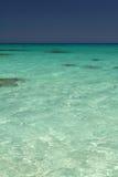 Mar de la turquesa Foto de archivo libre de regalías