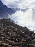Mar de las islas Canarias imágenes de archivo libres de regalías
