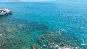 Mar de Liguria Imagen de archivo