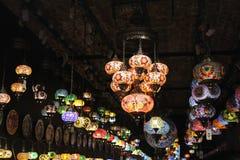 Mar de luces foto de archivo libre de regalías
