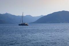 Mar de Marmaris Foto de Stock