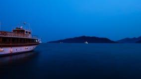 Mar de Marmaris Fotografia de Stock