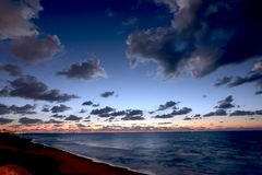 Mar de Mediterranenan Fotos de Stock