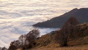 Mar de nubes metrajes