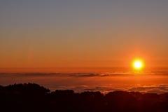 Mar de Nubes Royalty Free Stock Image