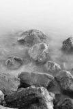 Mar de Ostia foto de archivo libre de regalías