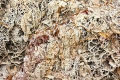 Mar de pedra Fotografia de Stock