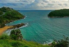 Mar de Phuket Foto de Stock