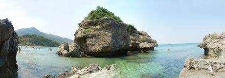 Mar de piedras Imagen de archivo libre de regalías