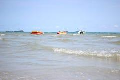 Mar de Rayong Fotografía de archivo libre de regalías
