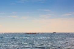 Mar de Rovinj Foto de archivo libre de regalías