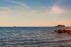 Mar de Rovinj Fotografía de archivo
