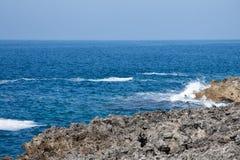 Mar de Salento Foto de Stock Royalty Free