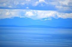 Mar de Salish Foto de Stock
