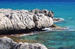 Mar de sardinia Fotos de Stock Royalty Free