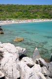 Mar de sardinia Foto de Stock