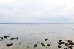 Mar de Songkhla Fotografía de archivo
