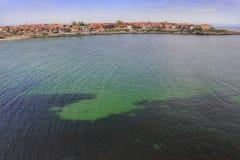Mar de Sozopol imagenes de archivo