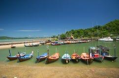 Mar de Tailandia Fotos de archivo