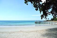 Mar de Tailandia Imágenes de archivo libres de regalías