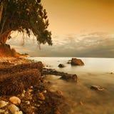 Mar de Terens Fotografía de archivo libre de regalías