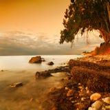 Mar de Terens Imagen de archivo libre de regalías