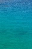 Mar de turquesa Imagens de Stock