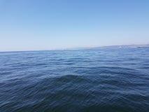 Mar de ValparaÃso Fotografía de archivo libre de regalías