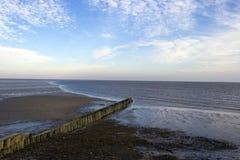 Mar de Wadden Imagenes de archivo