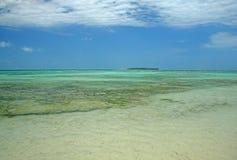 Mar de Zanzíbar Fotos de archivo