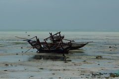 Mar de Zanzibar Imagens de Stock Royalty Free