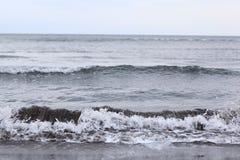 Mar del agua de la textura Imagen de archivo