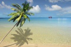 Mar del Caribe Foto de archivo libre de regalías
