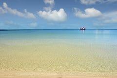 Mar del Caribe Imagen de archivo libre de regalías