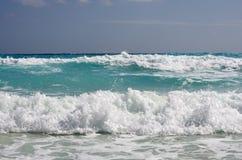 Mar del Caribe Imágenes de archivo libres de regalías