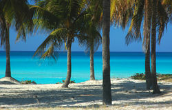Mar del Caribe Imagenes de archivo