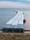 Mar del embarcadero Foto de archivo