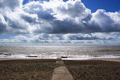 Mar del Norte Imagen de archivo