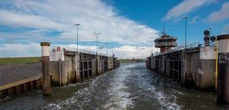 Mar del Norte Busum Fotografía de archivo libre de regalías