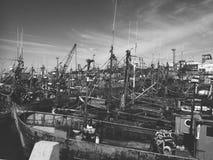 Mar del Plata Royalty Free Stock Photos