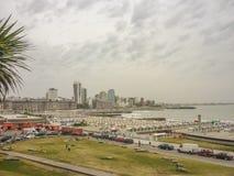 Mar Del Plata pejzaż miejski obraz royalty free