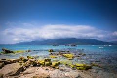 Mar del sur de China Foto de archivo libre de regalías