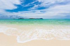 Mar del verano Imagen de archivo