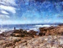 Mar del viaje, verano, Imagen de archivo