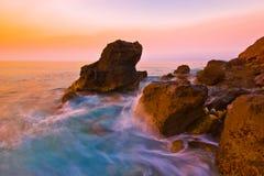 Mar delicado Fotografia de Stock Royalty Free