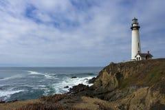 Mar distante Fotografia de Stock Royalty Free