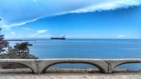 Mar do Cararibe fotografia de stock